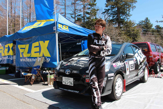 「FLEX SHOW AIKAWA Racing」をSEVがサポート!